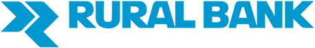 Rural Bank logo.