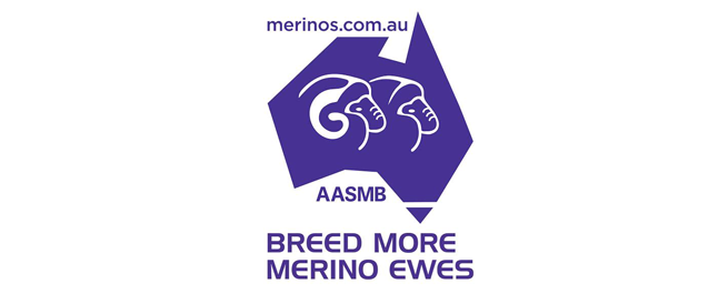 Australian Association of Stud Merino Breeders logo.