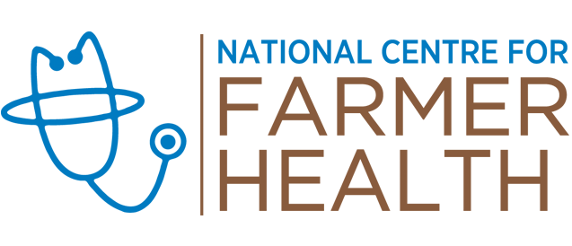 National Centre for Farmer Health logo.